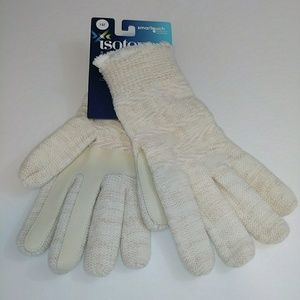 NWT Isotoner Signature SmarTouch Knit Gloves